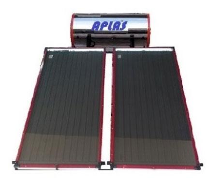 Basınçlı kapalı Devre Krom Güneş Enerji Sistemi
