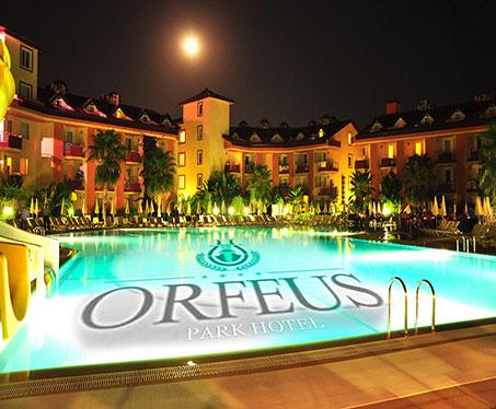orfeus otel