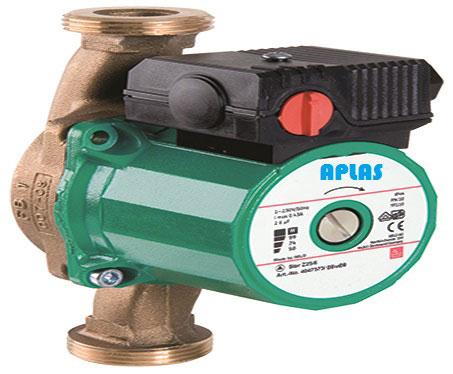 ıslak rotorlu pompa
