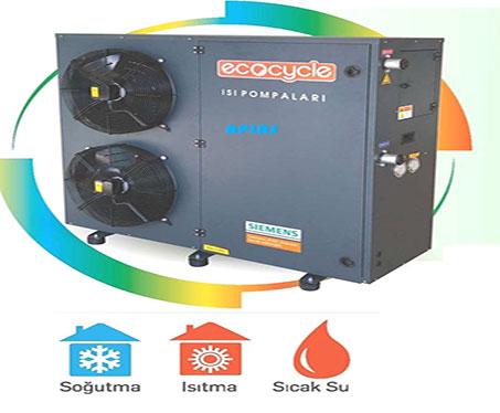 12 s ecocycle ısı pompası 2