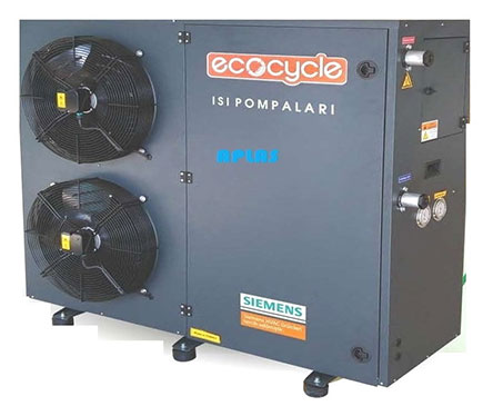 12 s ecocycle ısı pompası
