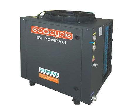 ecocycle ısı pompası