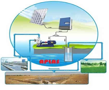 solar tarımsal sulama