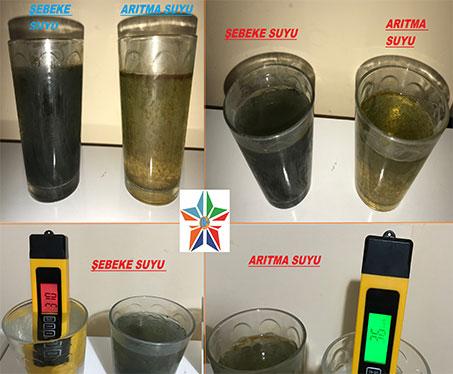 su arıtma analiz