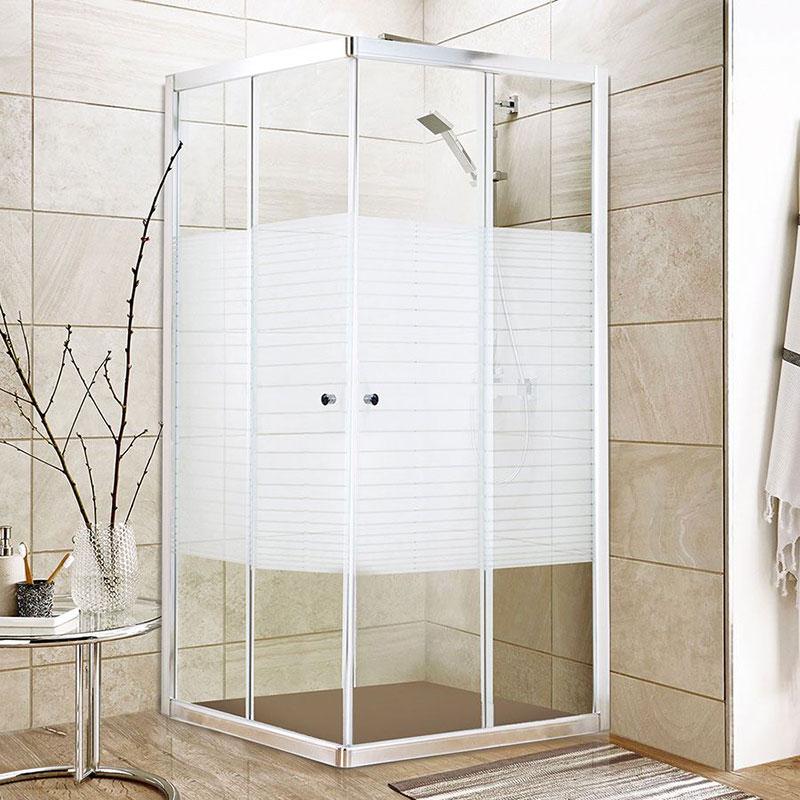 duşa kabin kare
