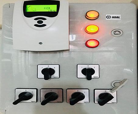 otomatik kontrol cihazı